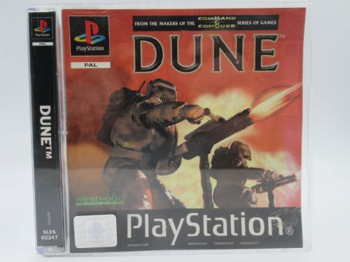 Dune (Playstation)